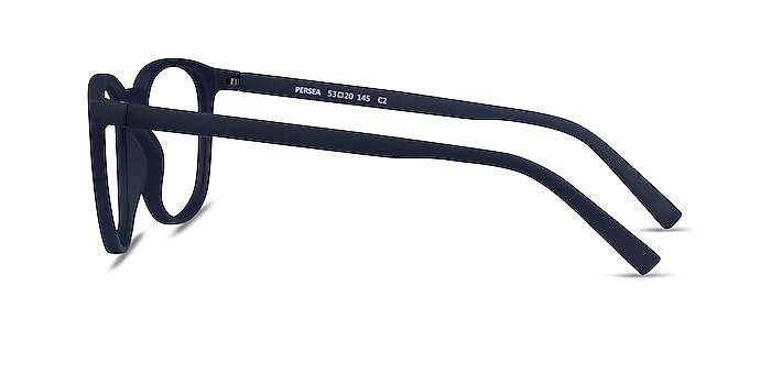 Persea Abyssal Blue Plastique Montures de lunettes de vue d'EyeBuyDirect