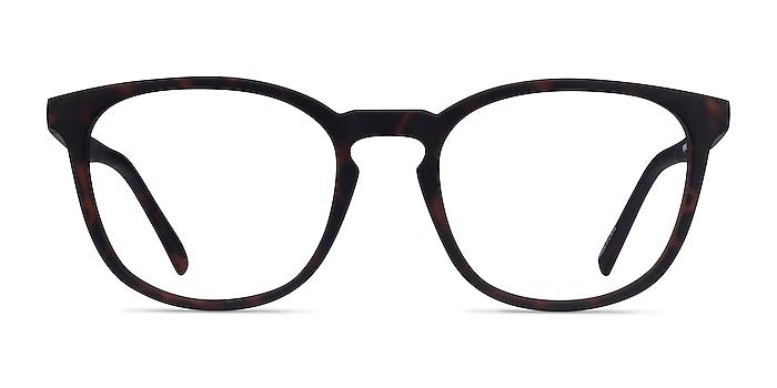 Persea Warm Tortoise Plastique Montures de lunettes de vue d'EyeBuyDirect