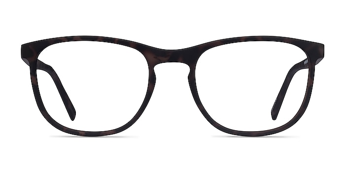 Catalpa Warm Tortoise Plastique Montures de lunettes de vue d'EyeBuyDirect
