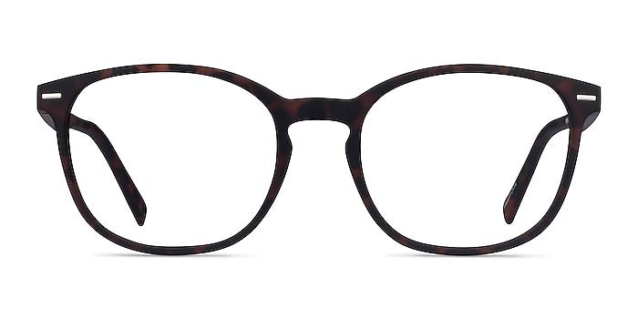 Aloe Warm Tortoise Plastique Montures de lunettes de vue d'EyeBuyDirect