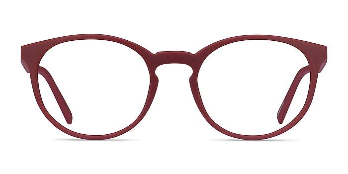 Citrus Crimson Plastique Montures de lunettes de vue d'EyeBuyDirect
