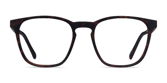 Eucalyptus Warm Tortoise Plastic Eyeglass Frames from EyeBuyDirect