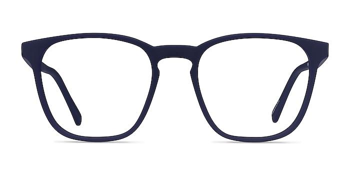 Eucalyptus Abyssal Blue Plastique Montures de lunettes de vue d'EyeBuyDirect
