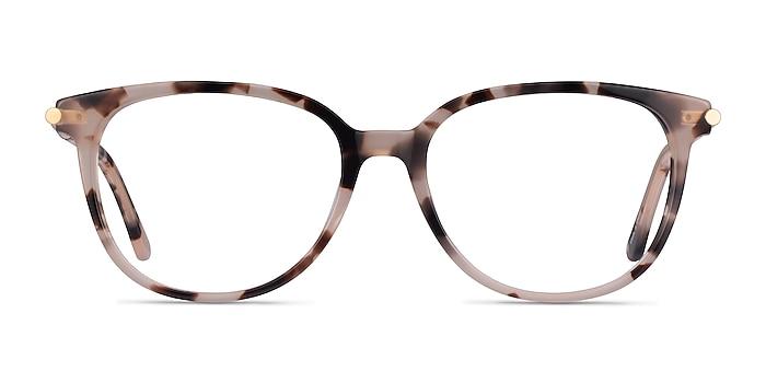Jasmine Ivory Tortoise Acetate Eyeglass Frames from EyeBuyDirect