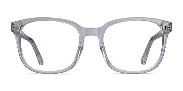 Tower Clear Acetate Eyeglass Frames