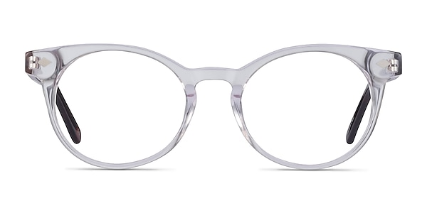 Concept Clear Tortoise Acetate Eyeglass Frames