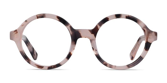 Groove Ivory Tortoise Acétate Montures de lunettes de vue d'EyeBuyDirect