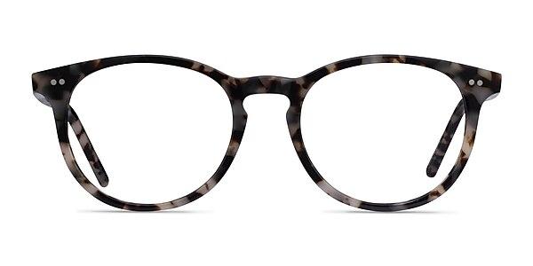 Aura Ivory Tortoise Acetate Eyeglass Frames