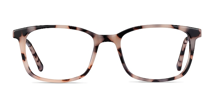 Botanist Ivory Tortoise Acetate Eyeglass Frames from EyeBuyDirect