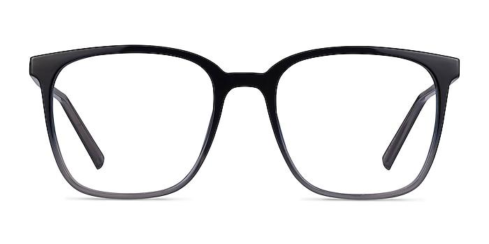 House Gradient Blue Plastique Montures de lunettes de vue d'EyeBuyDirect