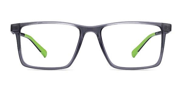 Why Gray Plastic Eyeglass Frames