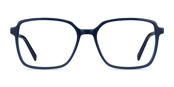 Nonchalance Bleu Acétate Montures de lunettes de vue