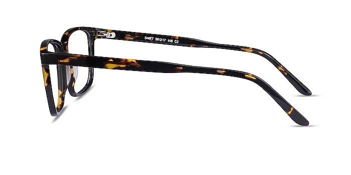 Shift Écailles Acétate Montures de lunettes de vue d'EyeBuyDirect