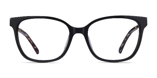 Miracle Black Gold Acétate Montures de lunettes de vue