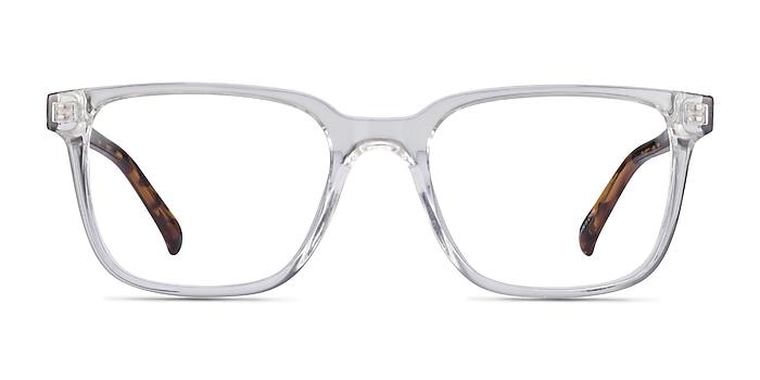 Boat Clear Tortoise Plastic Eyeglass Frames from EyeBuyDirect