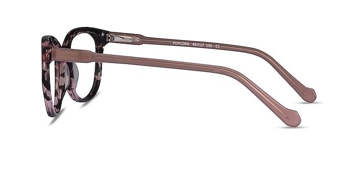 Popcorn Floral Pink Acetate Eyeglass Frames from EyeBuyDirect