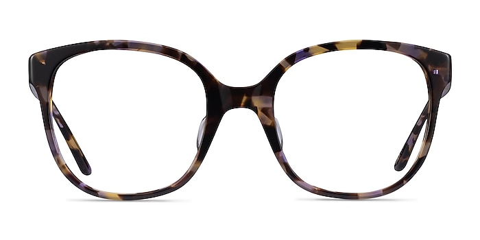 Osmanthus Floral Acetate Eyeglass Frames from EyeBuyDirect