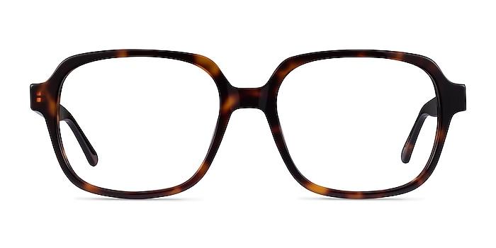 Kurt Tortoise Acetate Eyeglass Frames from EyeBuyDirect