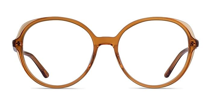 Pure Orange Acétate Montures de lunettes de vue d'EyeBuyDirect