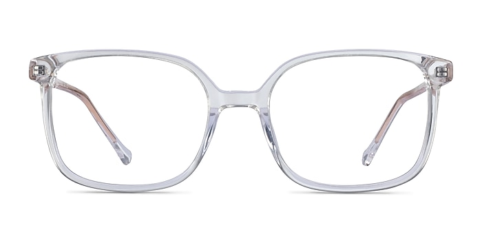 Orient Clear Acetate Eyeglass Frames from EyeBuyDirect