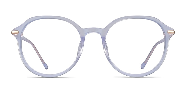 Original Iridescent Clear Acetate Eyeglass Frames