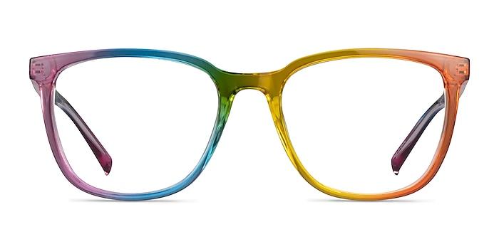 Optimist Rainbow Plastique Montures de lunettes de vue d'EyeBuyDirect