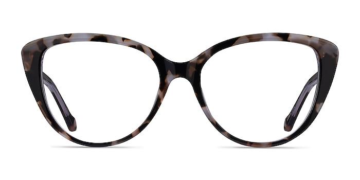 Destin Ivory Tortoise Acétate Montures de lunettes de vue d'EyeBuyDirect