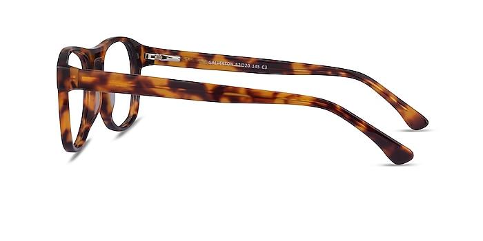 Galveston Écailles Acétate Montures de lunettes de vue d'EyeBuyDirect