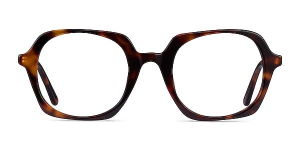 Faubourg Tortoise Acetate Eyeglass Frames