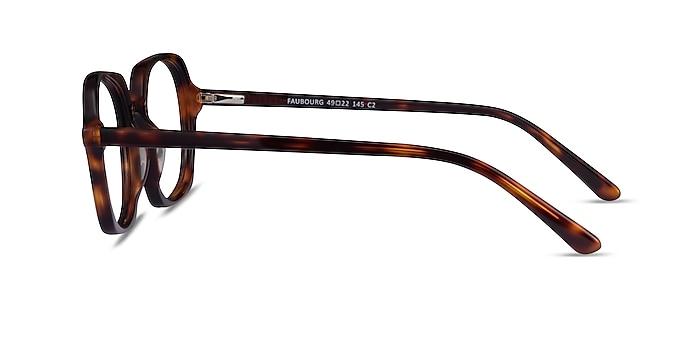 Faubourg Tortoise Acetate Eyeglass Frames from EyeBuyDirect