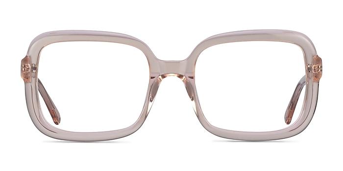Provence Champagne Acétate Montures de lunettes de vue d'EyeBuyDirect