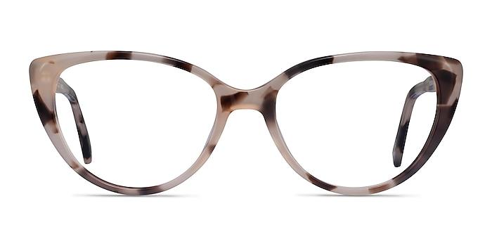 Cali Ivory Tortoise Acetate Eyeglass Frames from EyeBuyDirect