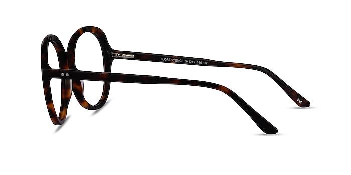 Florescence Tortoise Acetate Eyeglass Frames from EyeBuyDirect