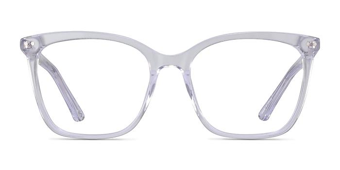 Meliora Clear Acetate Eyeglass Frames from EyeBuyDirect