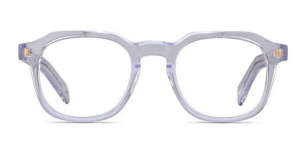 Apricus Clear Acetate Eyeglass Frames