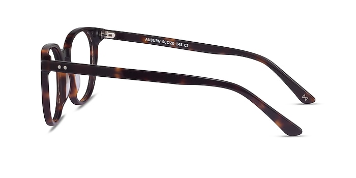 Auburn Écailles Acétate Montures de lunettes de vue d'EyeBuyDirect