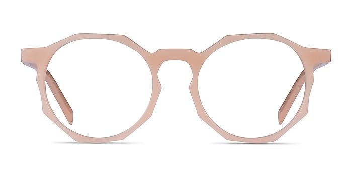 Primula Nude Acetate Eyeglass Frames from EyeBuyDirect