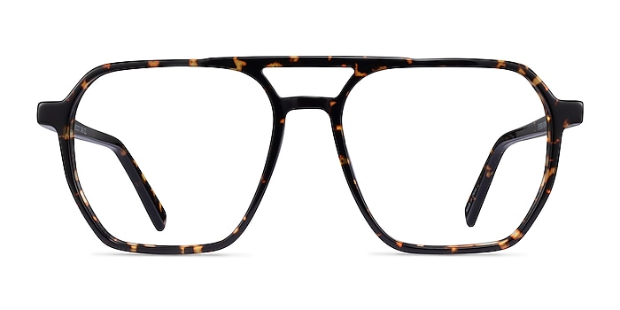 Stereo Écailles Acétate Montures de lunettes de vue d'EyeBuyDirect
