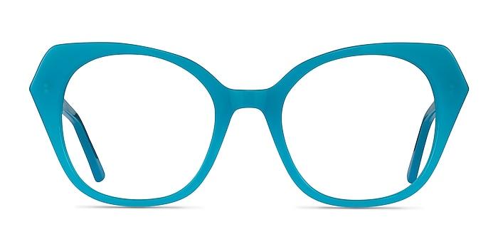 Noma Aqua Acetate Eyeglass Frames from EyeBuyDirect