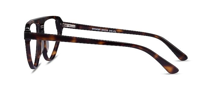 Grimsby Écailles Acétate Montures de lunettes de vue d'EyeBuyDirect