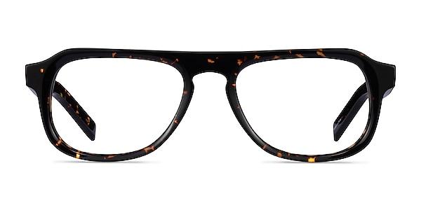 Hackney Écailles Acétate Montures de lunettes de vue