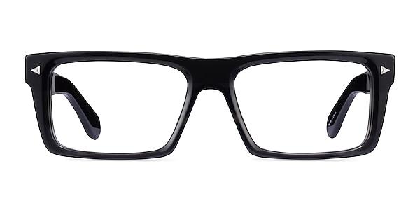 Sheldon Drak Gray Acétate Montures de lunettes de vue
