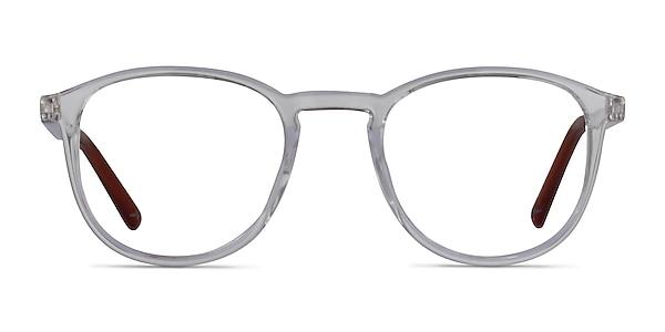 Neo Transparent Plastique Montures de lunettes de vue