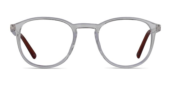 Neo Transparent Plastique Montures de lunettes de vue d'EyeBuyDirect