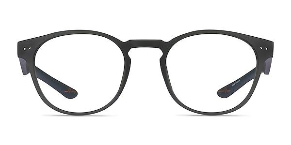 Trinity Matte Olive Plastique Montures de lunettes de vue
