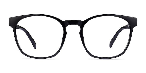 Oakwood Noir Plastique Montures de lunettes de vue