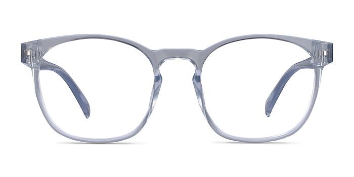 Oakwood Transparent Plastique Montures de lunettes de vue d'EyeBuyDirect