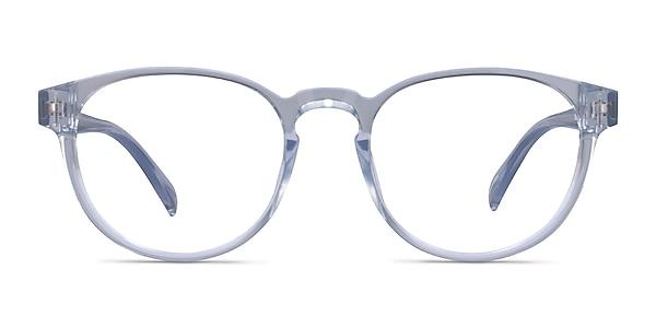 Hawthorne Clear Plastic Eyeglass Frames