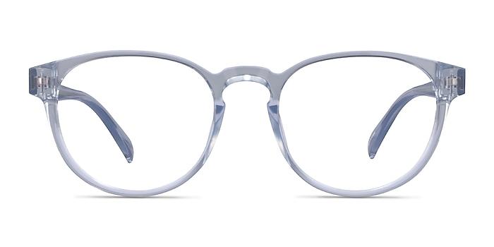 Hawthorne Clear Plastic Eyeglass Frames from EyeBuyDirect