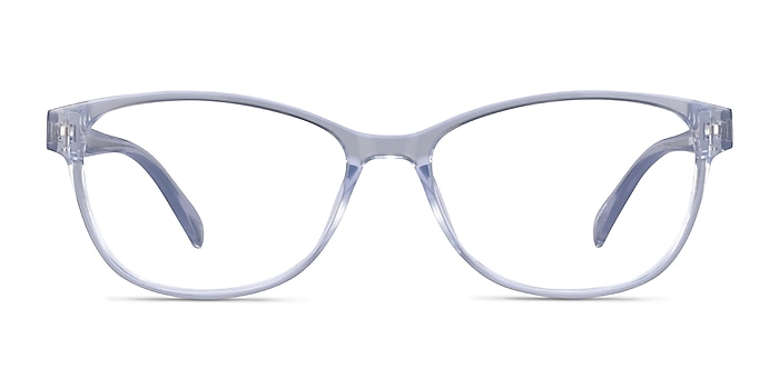 Juniper Transparence Plastique Montures de lunettes de vue d'EyeBuyDirect
